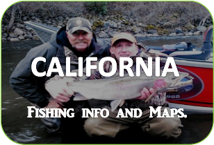 California fishing information