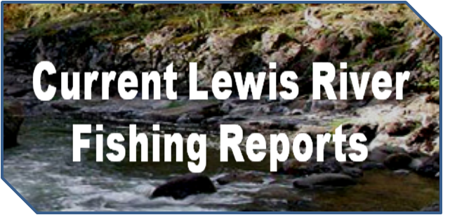 2016 lewis river fishing report fishing guide report
